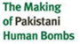 Studying Failed Suicide Bombers of Pakistan