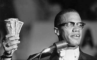 malcolm x and richard right James baldwin debates malcolm x (1963) and william f buckley (1965): while malcolm x criticized the sit-in movement as passive, writes rhonda y williams in richard dawkins buckminster fuller walter kaufmann on existentialism.